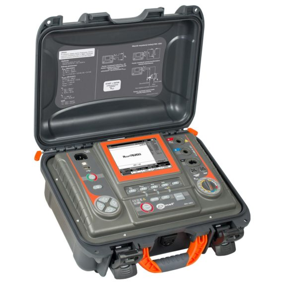 Profile Picture Insulation Resistance Meter