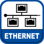 Ethernet Network ready label