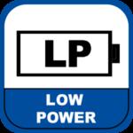 Low Power consumption label
